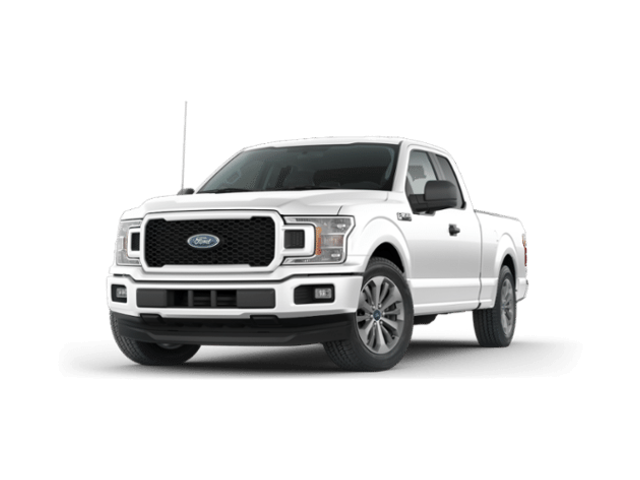New 2018 Ford F-150 STX Truck For Sale in Folsom
